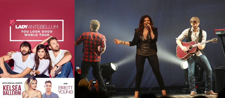 Lady Antebellum with Kelsea Ballerini at DTE Energy Music Center