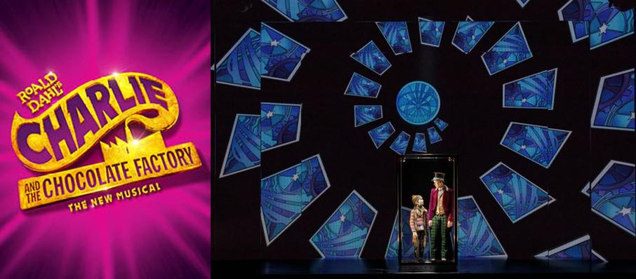 Charlie and the Chocolate Factory at Fisher Theatre