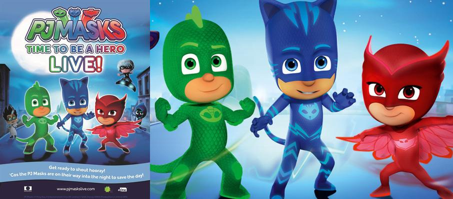 PJ Masks Live! Time To Be A Hero at Fox Theatre