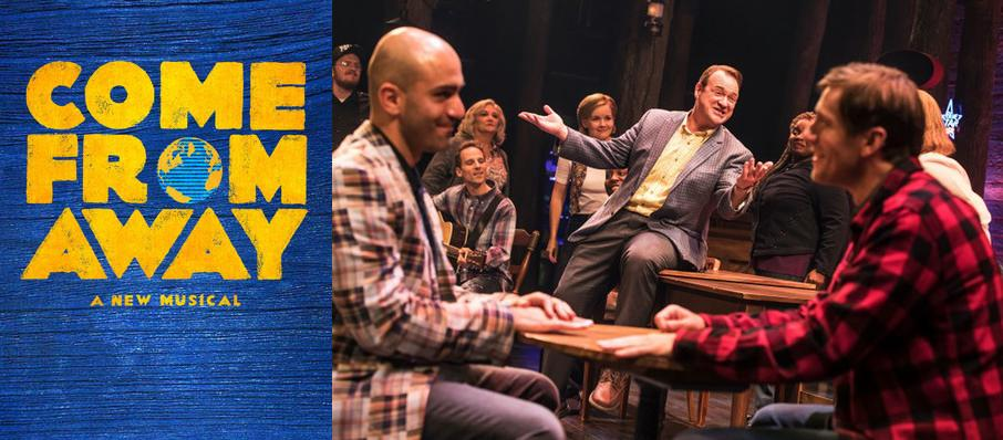 Come From Away at Fisher Theatre