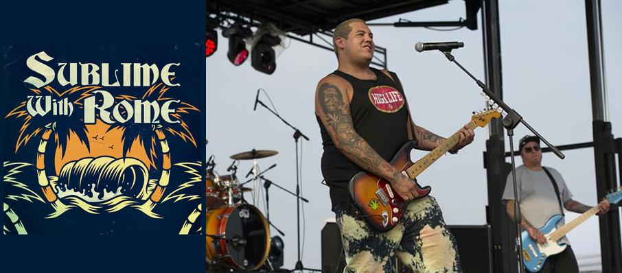 Sublime with Rome at Freedom Hill Amphitheater