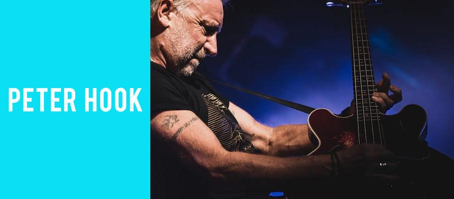 Peter Hook at Saint Andrews Hall