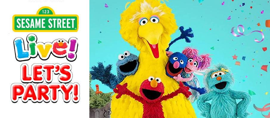 Sesame Street Live: Let's Party at WFCU Centre