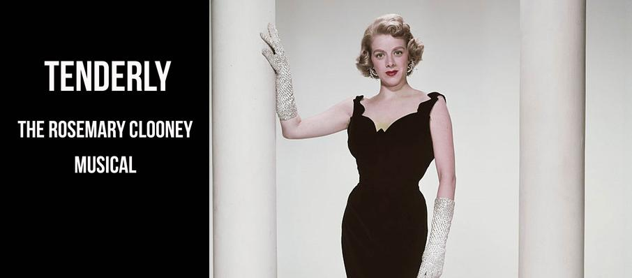 Tenderly - The Rosemary Clooney Musical at Meadow Brook Theatre