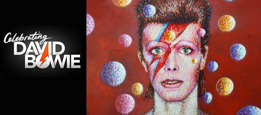 Celebrating David Bowie at Royal Oak Music Theatre