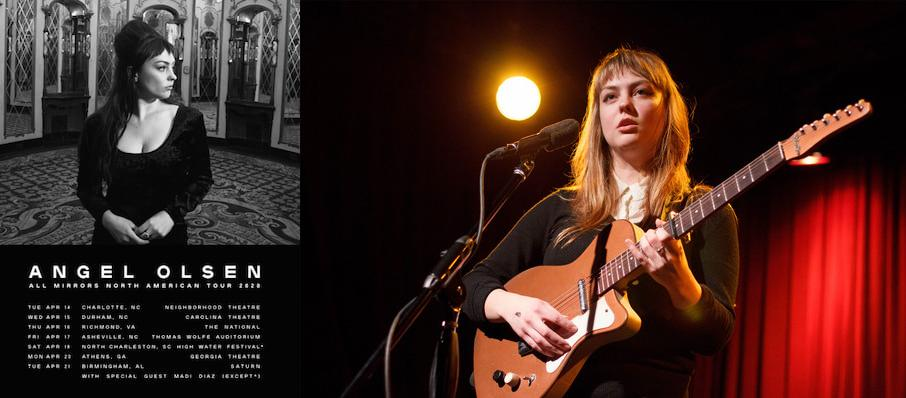 Angel Olsen at Majestic Theater