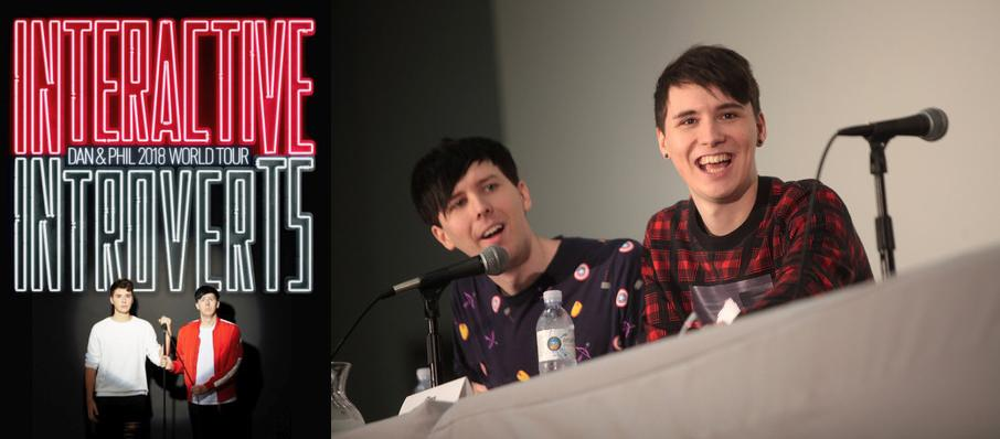 Dan and Phil at Fox Theatre
