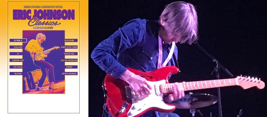 Eric Johnson at Saint Andrews Hall