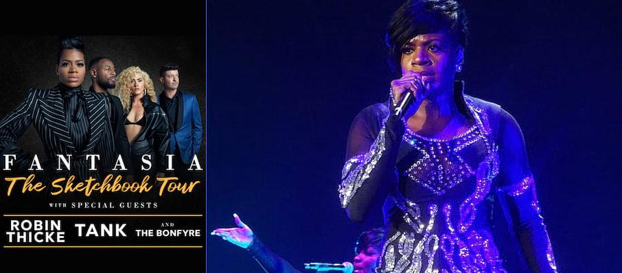 Fantasia Barrino at Fox Theatre