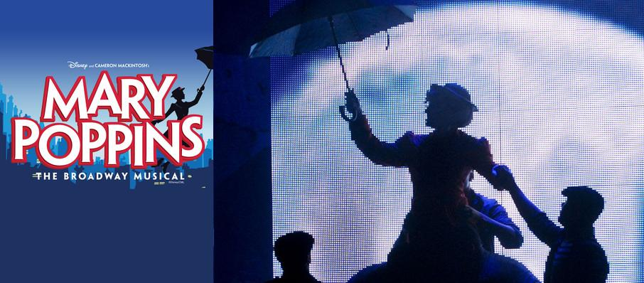 Mary Poppins at Bonstelle Theatre