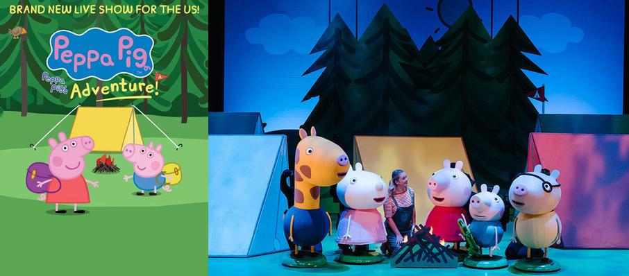 Peppa Pig Live at Fox Theatre