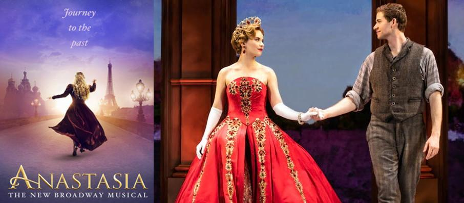 Anastasia at Fisher Theatre