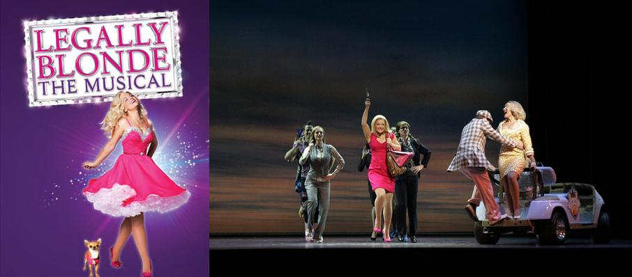 Legally Blonde The Musical at Fox Theatre