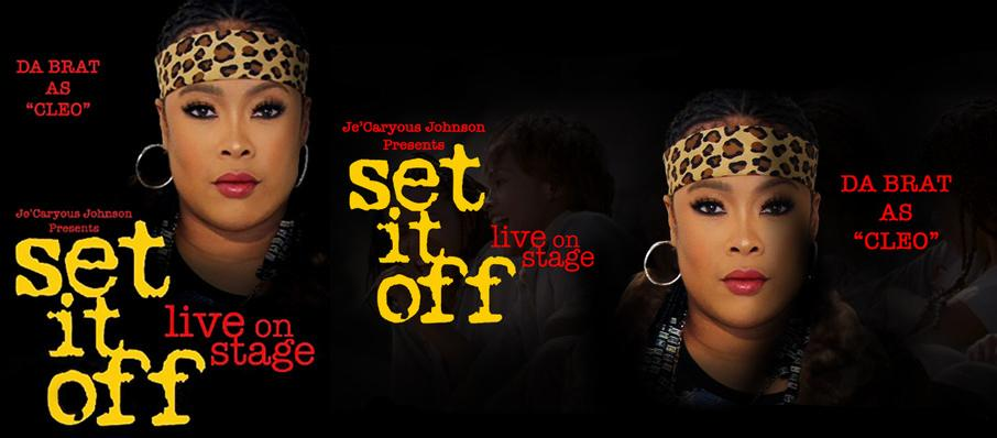 Je'Caryous Johnson's Set It Off at Music Hall Center