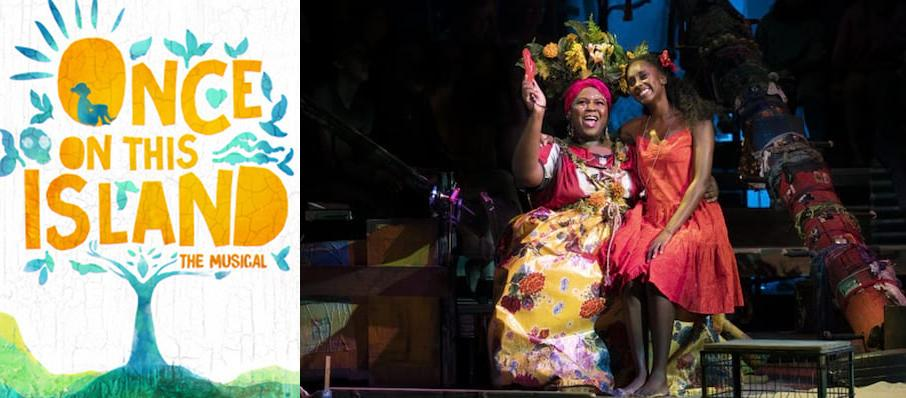 Once On This Island at Music Hall Center