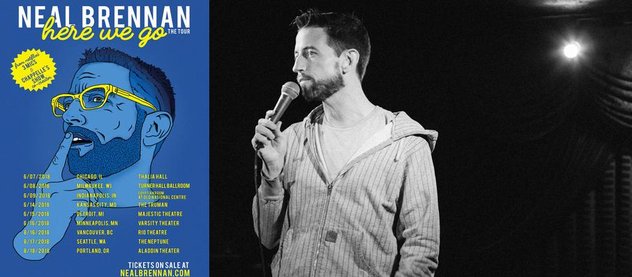 Neal Brennan at Majestic Theater