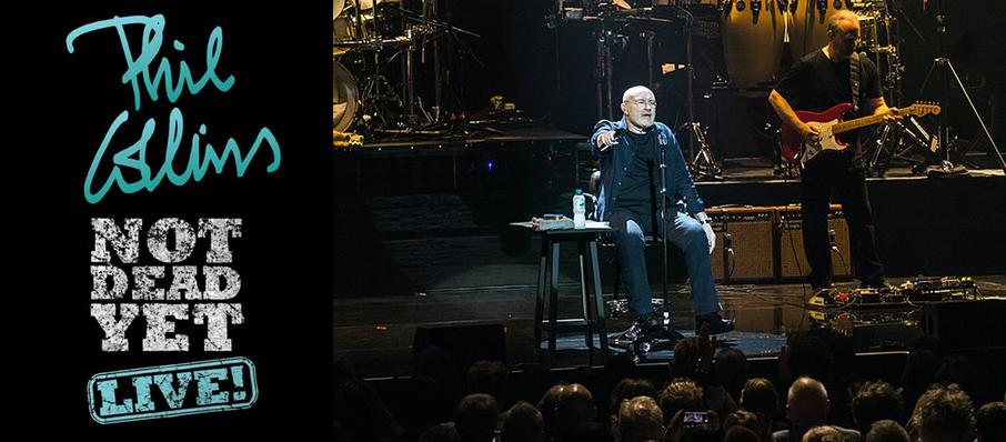 Phil Collins at Little Caesars Arena