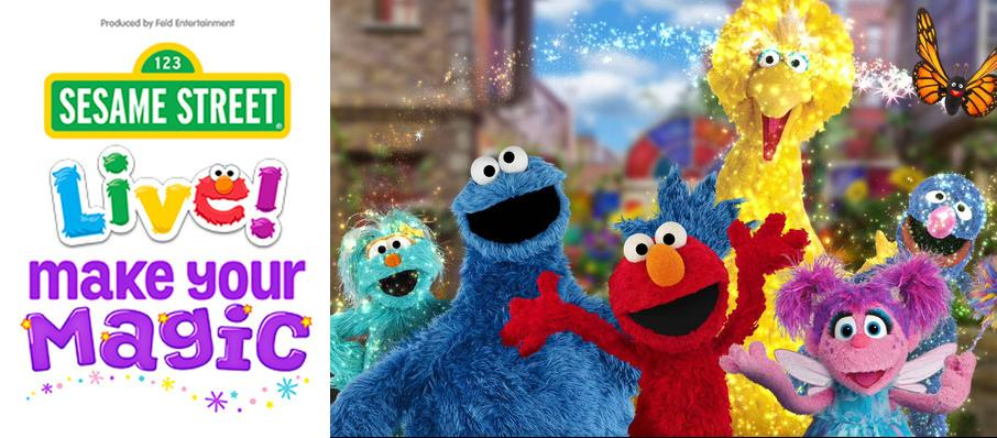 Sesame Street Live - Make Your Magic at Fox Theatre