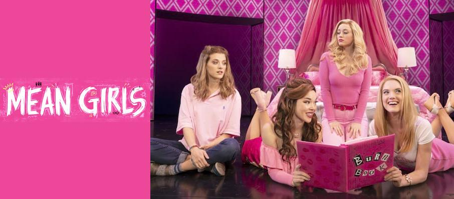 Mean Girls at Fisher Theatre