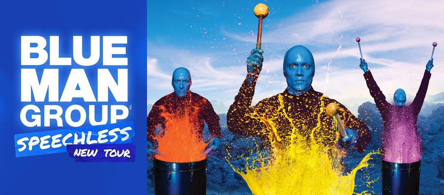 Blue Man Group at Fox Theatre