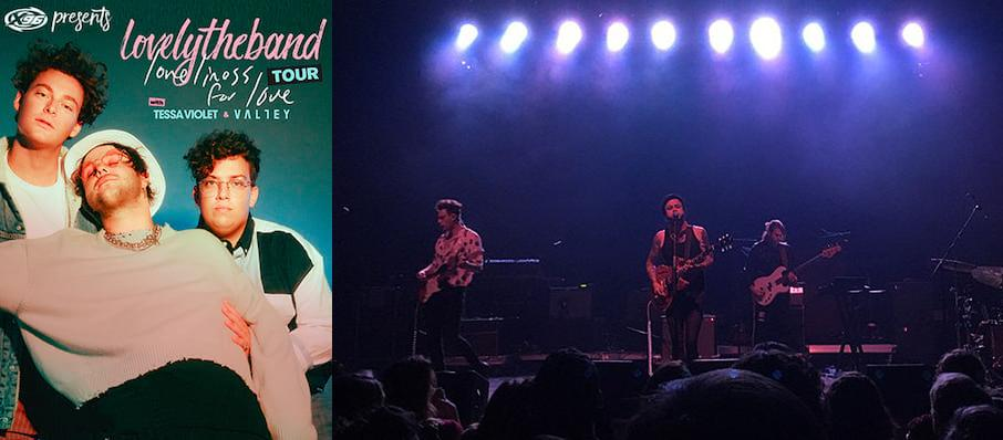 lovelytheband at Majestic Theater