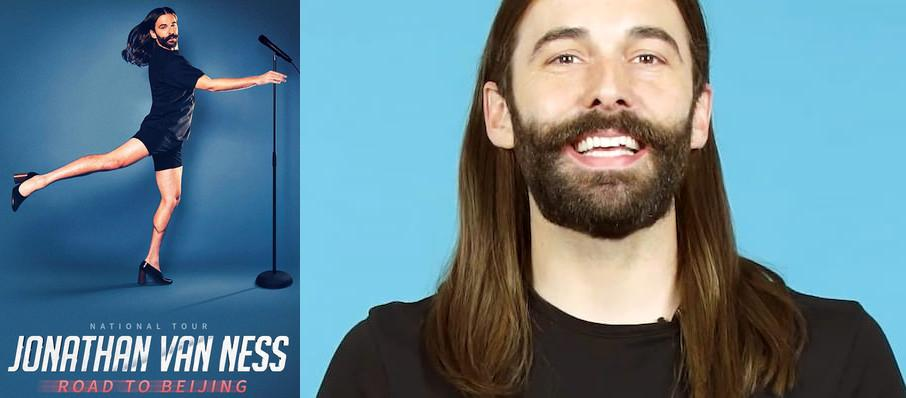 Jonathan Van Ness at The Fillmore