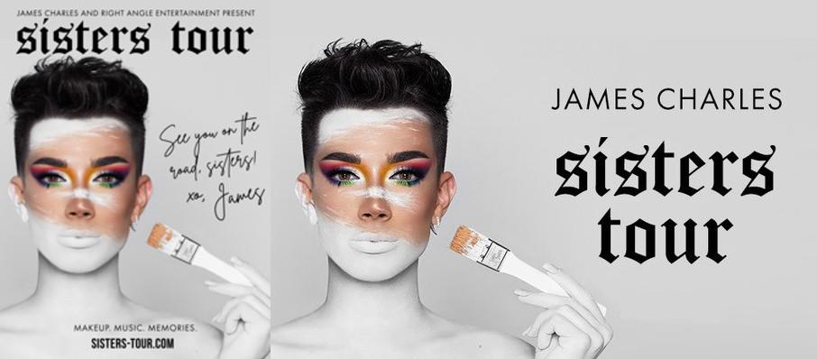 James Charles at Fox Theatre