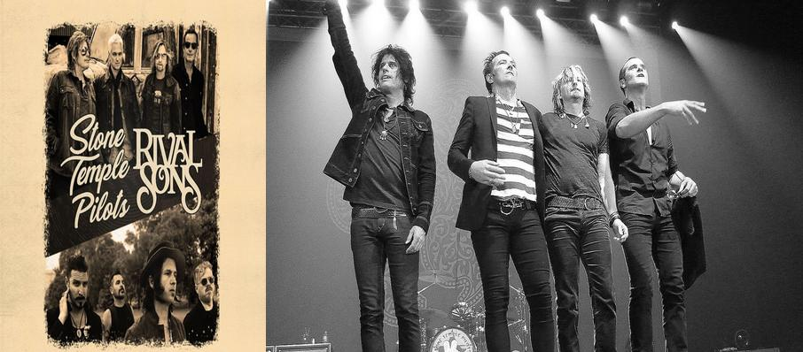 Stone Temple Pilots and Rival Sons at Freedom Hill Amphitheater