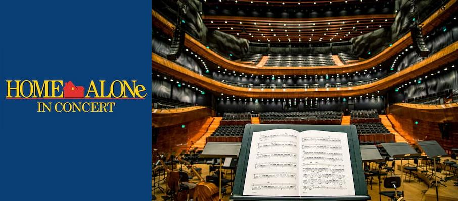 Home Alone in Concert at Detroit Symphony Orchestra Hall