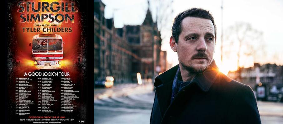 Sturgill Simpson With Tyler Childers at Masonic Temple Theatre