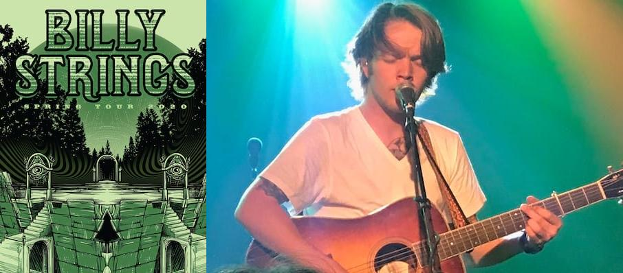 Billy Strings at The Fillmore