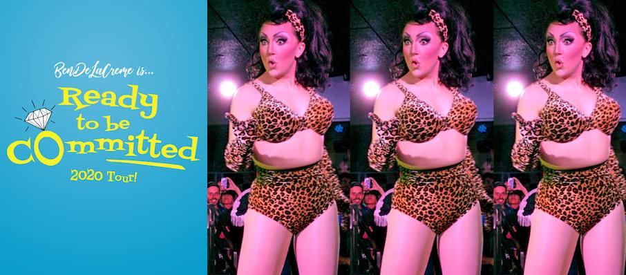 BenDeLaCreme at Majestic Theater