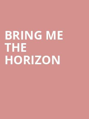 Bring Me the Horizon Tickets Calendar - Mar 2017 - Jack ...