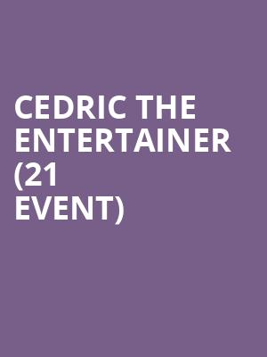 Cedric the Entertainer (21+ Event) at Motorcity Casino Hotel