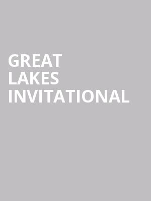 Great Lakes Invitational at Little Caesars Arena