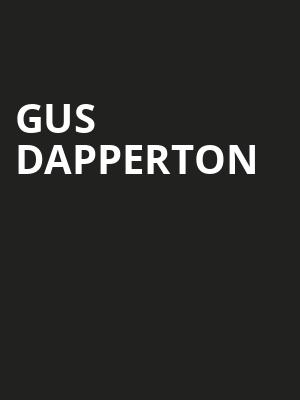 Gus Dapperton at Majestic Theater