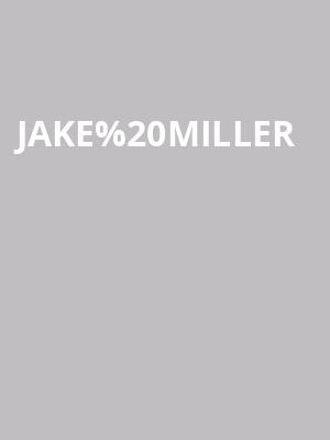 Jake Miller at Majestic Theater