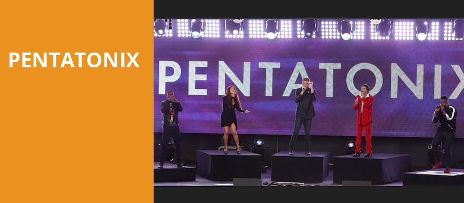 Pentatonix, DTE Energy Music Center, Detroit