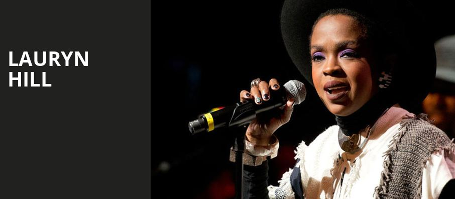 Lauryn Hill, Freedom Hill Amphitheater, Detroit