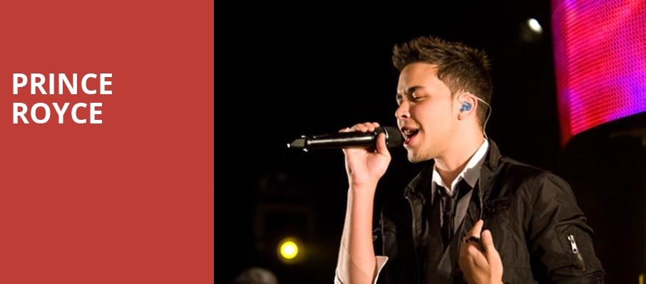 Prince Royce, The Fillmore, Detroit