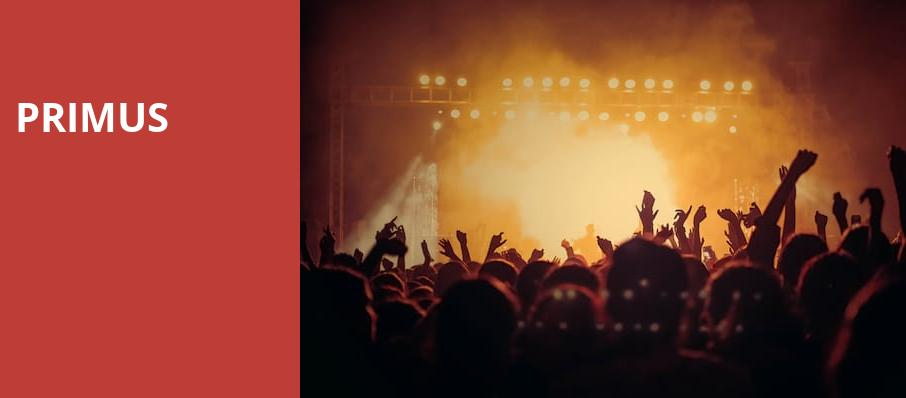 Primus, Freedom Hill Amphitheater, Detroit