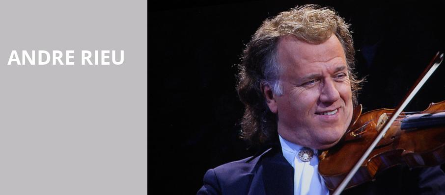 Andre Rieu, Fox Theatre, Detroit