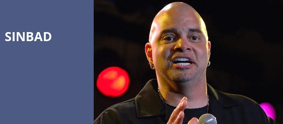 Sinbad, MGM Grand Detroit Event Center, Detroit
