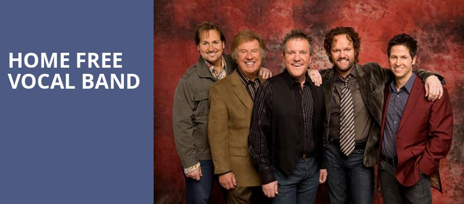 Home Free Vocal Band, Masonic Temple Theatre, Detroit