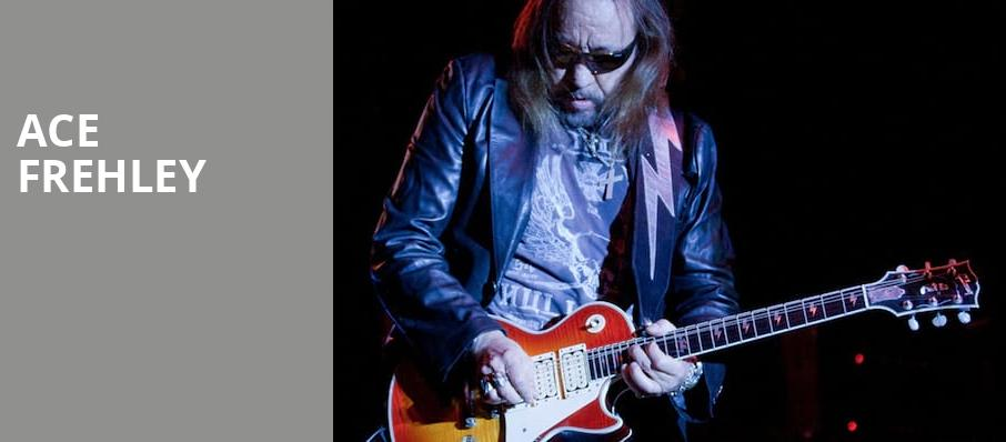 Ace Frehley, Token Lounge, Detroit