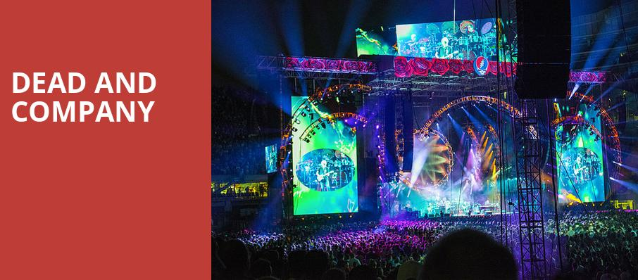 Dead And Company, DTE Energy Music Center, Detroit