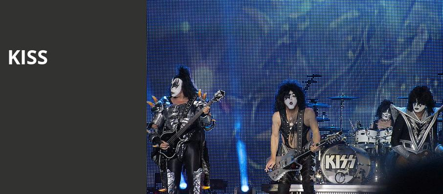 KISS, DTE Energy Music Center, Detroit