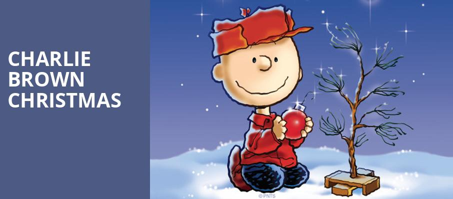 Charlie Brown Christmas, Detroit Symphony Orchestra Hall, Detroit