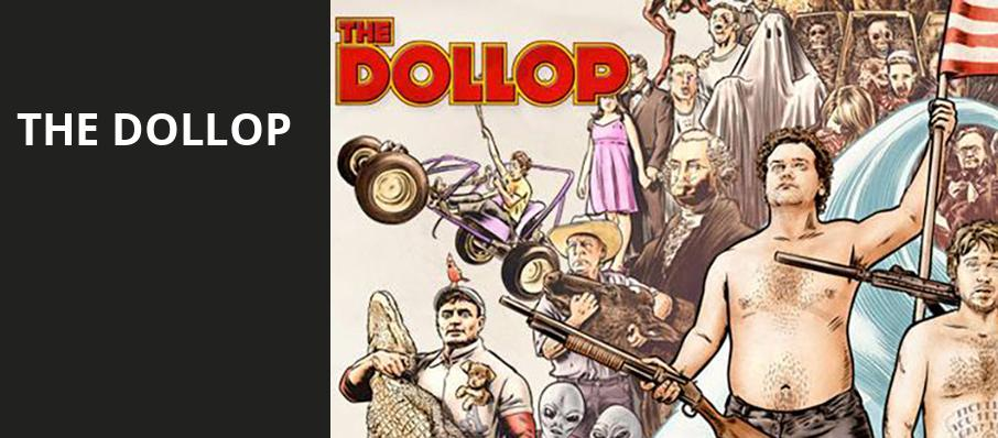 The Dollop, Royal Oak Music Theatre, Detroit