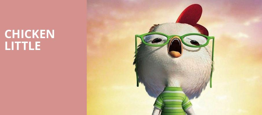 Chicken Little, Meadow Brook Theatre, Detroit